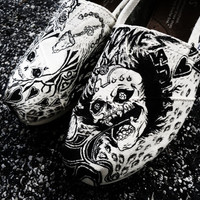 Grimes Inspired TOMS