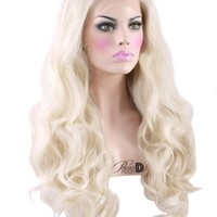 South Beach Blonde Lace Front Wig
