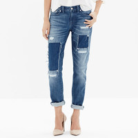 The Slim Boyjean: Patched-Up Edition in Springfield Wash