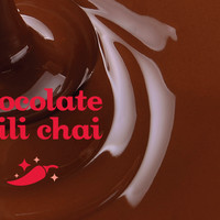 Chocolate Chili Chai - Spiced Chinese Black Tea With Chocolate, Ancho and Aleppo Chilis | DAVIDsTEA