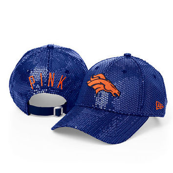 Denver Broncos Sequin Hat - PINK - Victoria's Secret