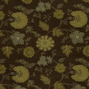 Robert Allen Fabric 179138 Visby Turtle