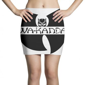 wakanda 5 Mini Skirts