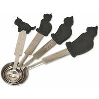 Measuring Spoon Set - Cats