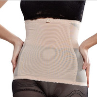 Tummy Trimmer New Slimming Belt Waist trimmer  Lift Body Shapes wear breathable girdles body shapers,WAIST SLIMMING = 1946429124