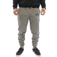 Hot Blood - Standard Logo Jogger Sweatpants - Grey