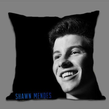 The Shawn Mendes EP for Pillow cover by ExmozaDesign