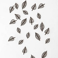 Falling Leaves Wall Decor - Set of 24