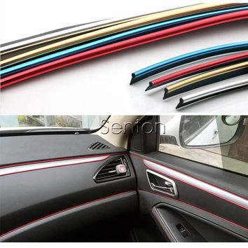 5M Automobiles Interior Decoration For Toyota Renault Peugeot 307 Chevrolet Cruze BMW E39 Ford Volkswagen Passat B5 Accessories