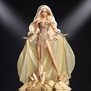 The Blonds Blond Gold Barbie® Doll | Barbie Collector