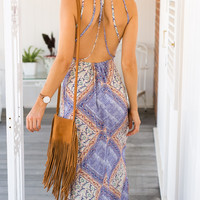 Warm Vibes Maxi Dress