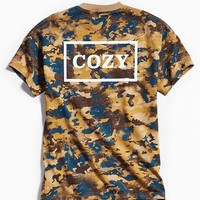 Team Cozy Cozy Corner Tee   Urban Outfitters