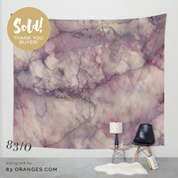 *Mystic Marble* Wall Tapestry ~ Sold! #society6 by 83oranges.com | Society6