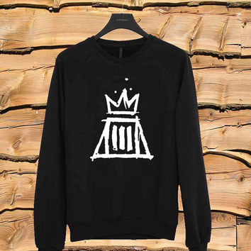 monumentour Paramore sweater Sweatshirt Crewneck Men or Women Unisex Size