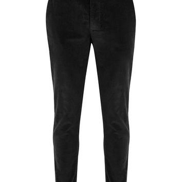 Black Skinny Corduroy Pants - New Arrivals - New In
