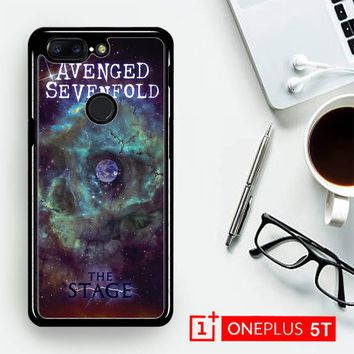 Avenged Sevenfold The Stage  Z4091  OnePLus 5T / One Plus 5T Case