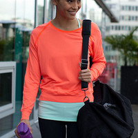 techni-cool long sleeve | women's tops | lululemon athletica