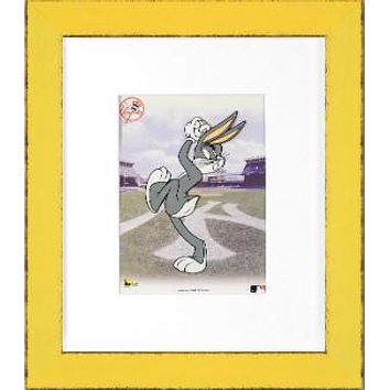 Bugs Bunny Pitching with the Yankees - Limited Edition Sericel by Warner Bros.