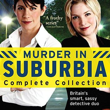 Caroline Catz & Lisa Faulkner & David Innes Edwards & Douglas Mackinnon-Murder in Suburbia Complete Collection