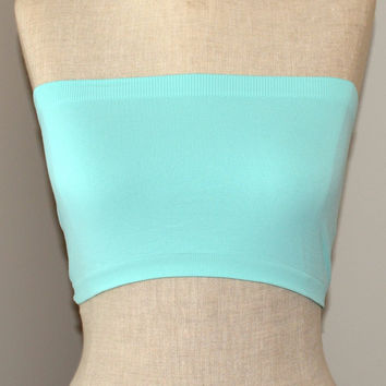 Bandeau Top - Limpet Shell