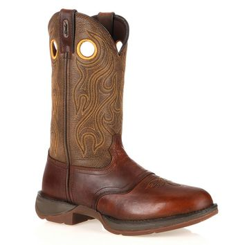 Durango Rebel Men's 11-in. Western Boots (Brown)