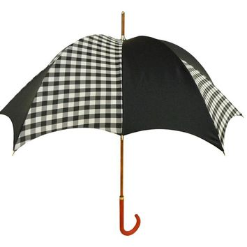 DiCesare Designs Rhythm Gingham Umbrella (more colors)