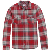 Lost The Duffy Long Sleeve Flannel Shirt at PacSun.com