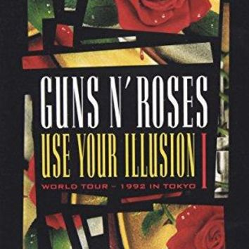 Axl Rose & Slash & Paul Becher-Guns N' Roses - Use Your Illusion I: World Tour 1992 in Toky