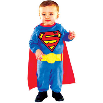 Superman Newborn 0-6 Months