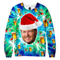 Blake Shelton Christmas Sweatshirt
