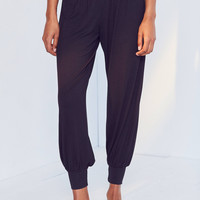 Out From Under Cindy Draped Pant | Urban Outfitters