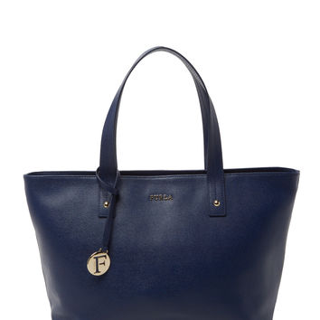Furla Women's Daisy Medium East/West Tote - Dark Blue/Navy