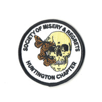 Huntington Chapter - Society of Misery & Regrets Patch