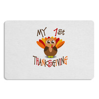 My 1st Thanksgiving Placemat