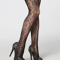 Midnight Garden Party Tights | Acapulco Lace Tights | fredflare.com