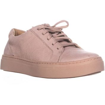 naturalizer Cairo Lace-Up Sneakers, Vintage Mauve, 8 W US