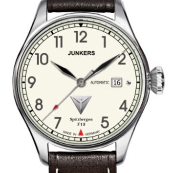Junkers Spitzbergen F13 Automatic Watch 6164-5