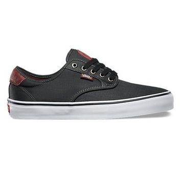 Vans Y Chima Ferguson Pro(Tooled Leather)Black