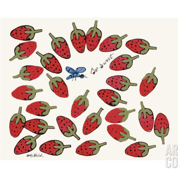 So Sweet, c. 1958 Giclee Print by Andy Warhol at Art.com