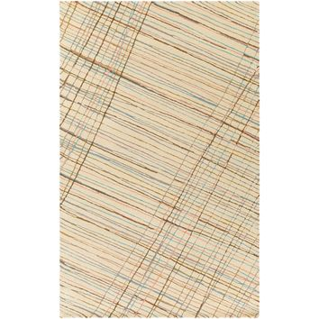 "Surya Floor Coverings - EGF1001 Flying Colors 5' x 7'6"" Area Rug"