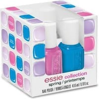 Spring 4 Pc Mini Cube Nail Polish Set