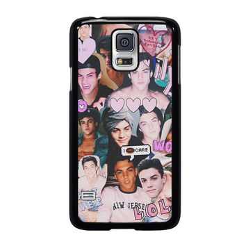 DOLAN TWINS COLLAGE Samsung Galaxy S5 Case