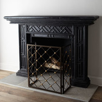 Country Manor Mantel
