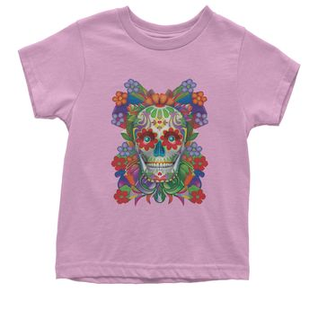 Painted Skull Youth T-shirt
