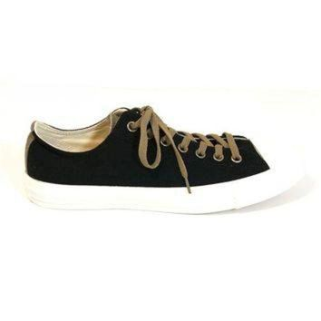 CREYUG7 Converse All Star Chuck Taylor - Black Ox Lace-Up Low-Top 247e69527