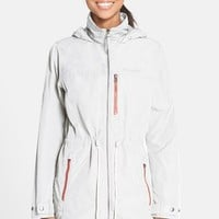 Women's Columbia 'Suburbanizer' Water Resistant Front Zip Hooded Jacket