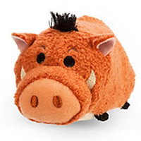 US Disney - Pumbaa ''Tsum Tsum'' Plush - The Lion King - Mini - 3 1/2'' - New with tags