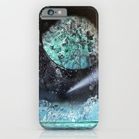 Frozen Landscape iPhone & iPod Case by Lunacy Eavee