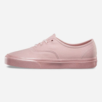 VANS Metallic Glitter Authentic Womens Shoes | Sneakers