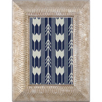 Home Accents Snakeskin Bohemian Brights Picture Frame / Photo Frame